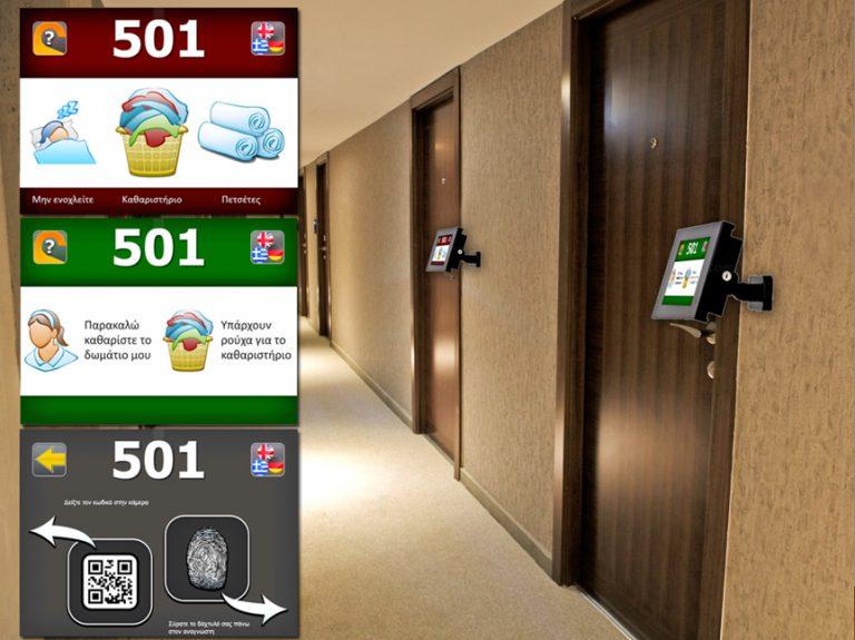 Intelligent Hotel Room