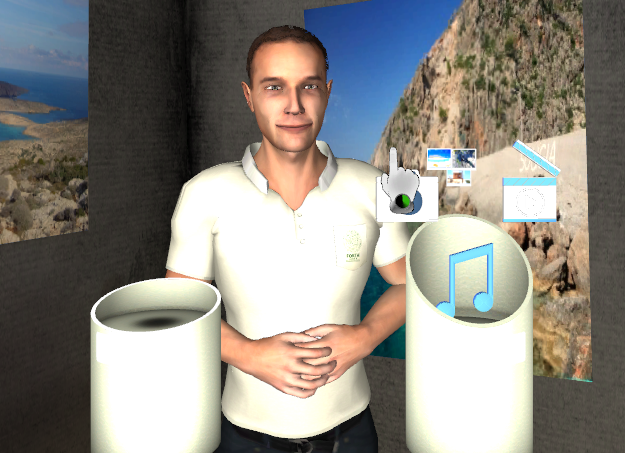 Bryan, a Virtual Agent for Everyone