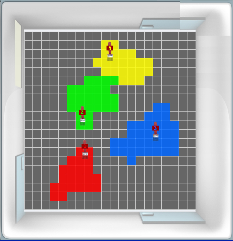 Location-based games for AmI environments
