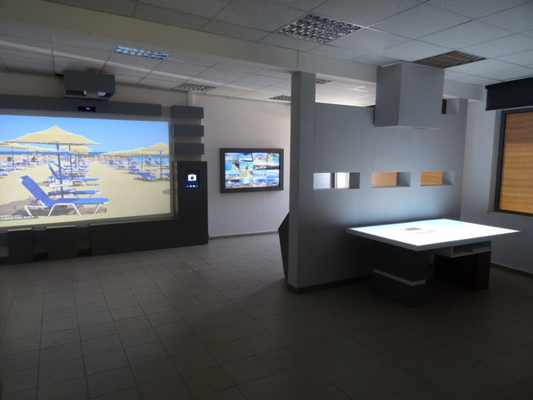 Tourism Information Center, Municipality of Hersonissos
