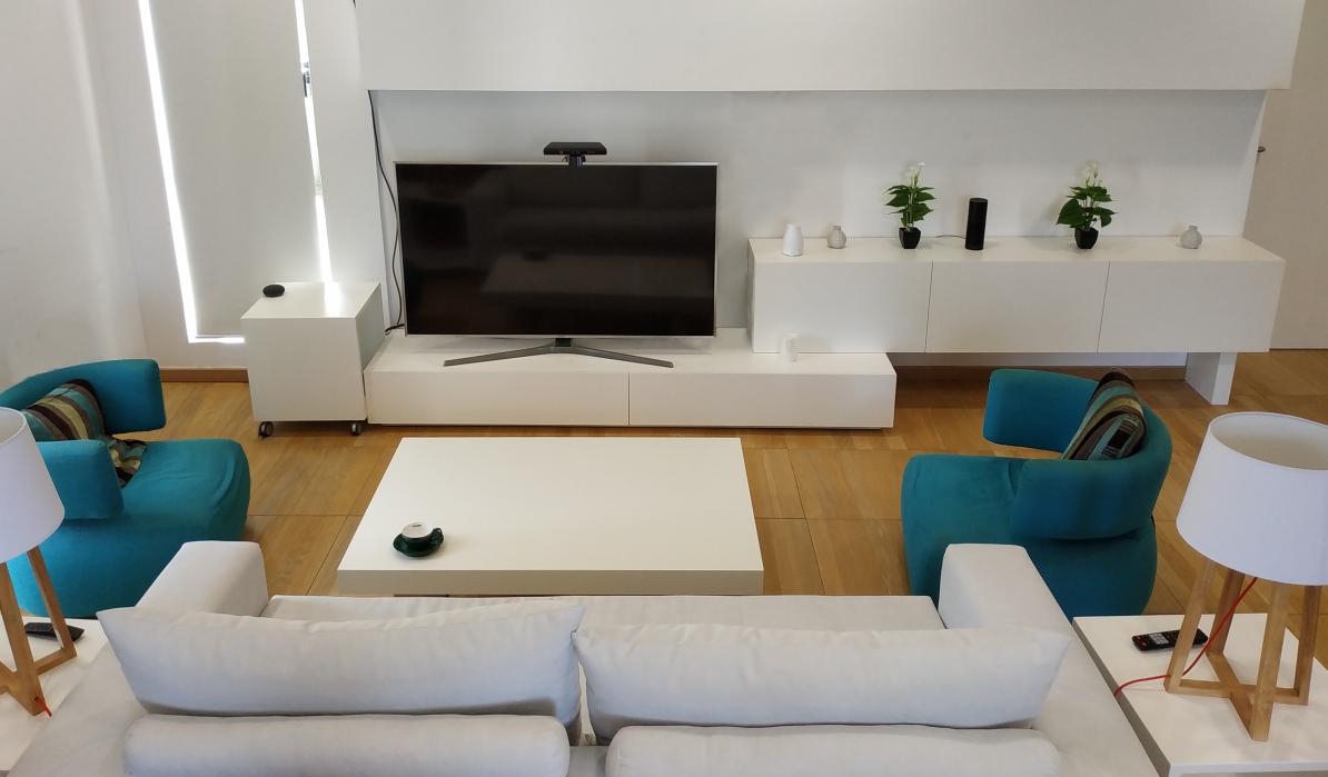 Intelligent Living Room